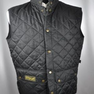Belstaff Black Mens Vest L Large
